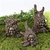 Fairy Garden Decor Baum Sprites 3 von Fiddlehead
