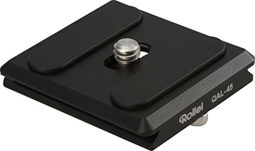 Rollei QAL-45 Professional Quick Release Plate for Camera