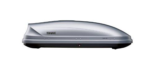 Thule Pacific 200Coffre de Toit Gris argenté Aeroskin