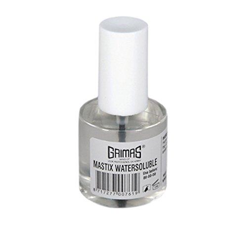 Grimas - Colle Soluble à l'Eau - Taille : 10 ml.