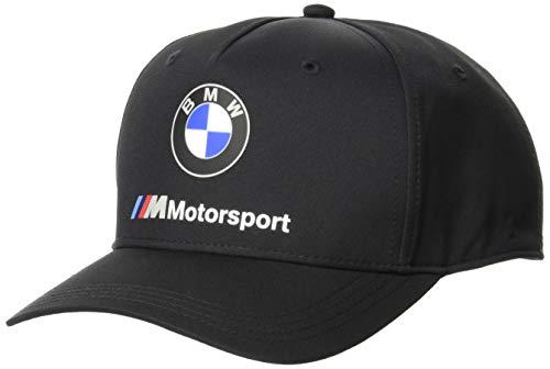 Puma BMW M Motorsport BB Cap Mütze Schwarz, Größenauswahl:OneSize