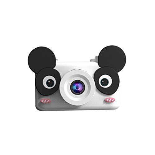 MA87 Kinderspielzeug-Kamera-Kompaktkameras für Kindergeschenke, 8MP HD Videokamera-Geschenke (Schwarz)