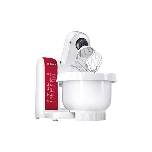 BOSCH Kitchen machine ProfilMixx - 600 W - Blanc et rouge