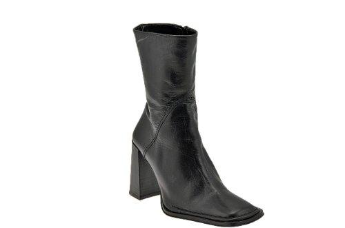 Bocci 1926 Mi T.90 Bottines Neuf Chaussures Femme Noir