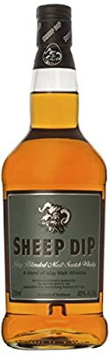 Sheep Dip Islay Blended Malt Scotch Whisky, 70 cl