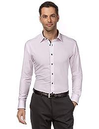 46f2ab47ac Amazon.it: camicia lino uomo - Camicie classiche / Camicie ...