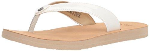 UGG® Tawney Damen Sandalen Weiß