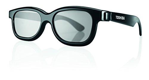 Toshiba PX1819E-1TVA 3D Brille für Erwachsene (4-er Pack)