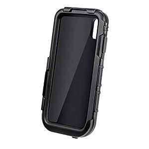 Lampa 90422 Opti Case, custodia rigida per smartphone iPhone XR compatibile con supporti linea OptiLine