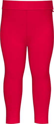 Playshoes Mädchen Legging Baby verschiedene Farben, Gr. 74 (Herstellergröße: 74/80), Rot (rot 8)