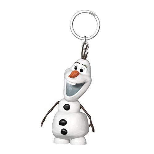 Frozen El Reino del Hielo Linterna Eléctrica LED Olaf