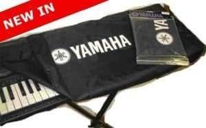 Yamaha DGX 650 Housse avec logo blanc