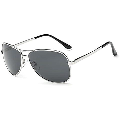 Mens occhiali da sole polarizzati di guida
