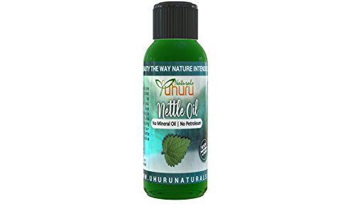 Uhuru Naturals Ortie huile Ortie Huile aromatisée
