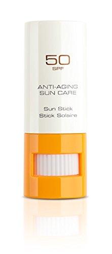 BABOR High Protection Sun Stick SPF 50, Sunblock-Stift für einen intensiven Sonnenschutz, für Nase, Stirn oder Lippen, 8 g