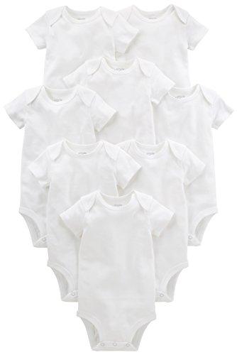 Simple Joys by Carter's Baby Jungen (0-24 Monate) Body weiß weiß Newborn