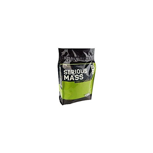 Optimum Nutrition - Serious Mass 5,45kg Beutel Schokolade
