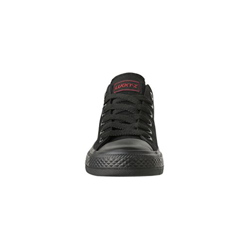 Elara - Sneaker Donna Tout Noir