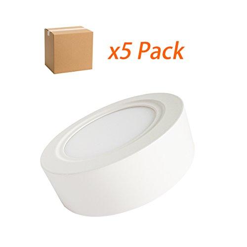 Lumentech LED downlight de superficie, LED plafon de superficie, foco de techo,...