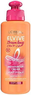 Elvive Dream Long No Hair Cut Cream 200ml By L'Oreal P