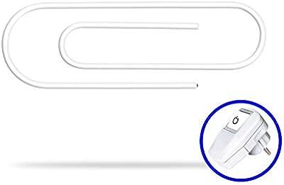 Cicsa Radiador Eléctrico Secatoallas Clip Dry
