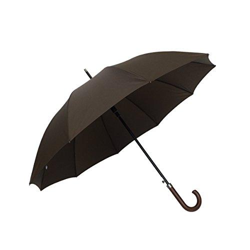 SMATI Paraguas Largo Hombres Caballeros - Fuerte -