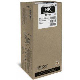 Epson C13T973100 passend für WFC869R Tinte schwarz XL 402ml 22.500 Seiten -