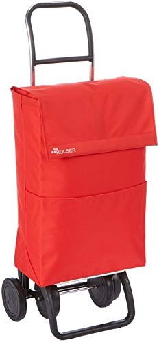 Rolser m288694 – Warenkorb 2 + 2, Rot Denim