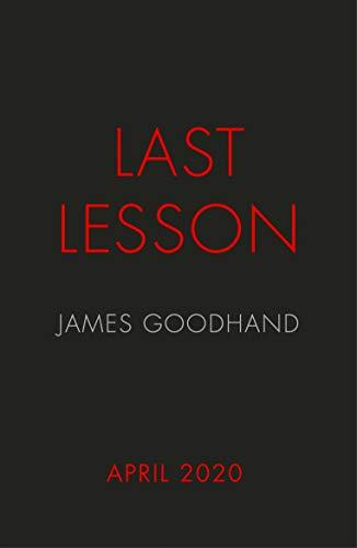Last Lesson (English Edition)