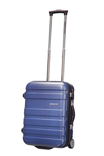 American Tourister - Pasadena upright equipaje de cabina, azul/dorado, XS (50cm-25,5L)