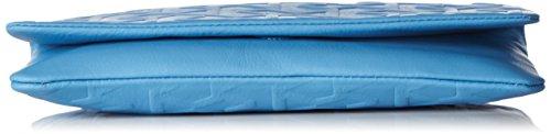 BREELimoges 3, black signature, clutch S16 - Imbracatura Donna Blu (bleu (riviera 230))