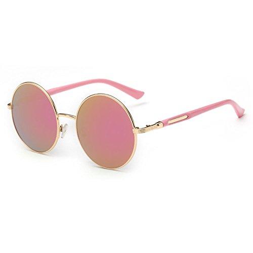 Botetrade Sommer Art Vintage Sonnenbrillen Runde Frau Brillen C4