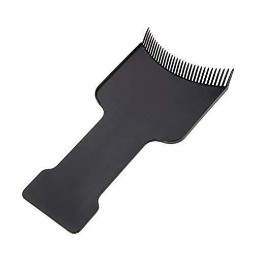 Lurrose Tapa plana colorear cabello Cabello Balayage