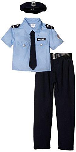 Widmann 04027 Kinderkostüm Polizei, (Kostüme Halloween Polizei Kinder)