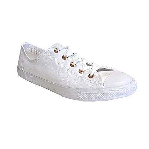 Converse Chuck Tailor All Star 557969C Größe 42.5 Weiß (Weiss)