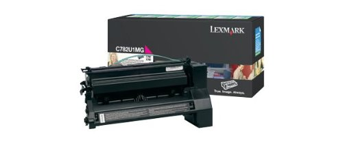Lexmark besonders hohe Ergiebigkeit-Tonerpatrone - 1 x magenta - 16.500 Seiten, LRP LCCP - (Lexmark High Extra Yield Magenta)