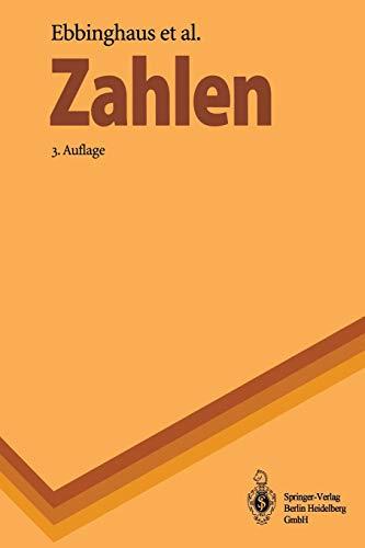 Zahlen (Springer-Lehrbuch)