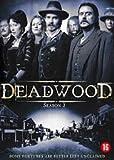 Deadwood Saison 3 - Coffret 4 DVD [Import belge] (DVD)