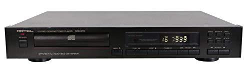 Rotel RCD-975 CD Spieler in schwarz - High End Gerät Rotel Audio