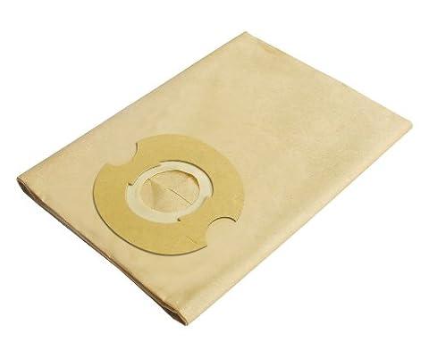Stanley 13–1524jetables Sac de filtration pour Stanley 12–16Gallon Wet/Dry Aspirateur, 3-pack