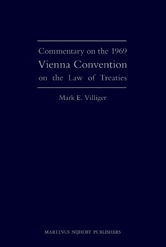 Commentary on the 1969 Vienna Convention on the Law of Treaties PDF Books