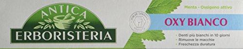 Newsbenessere.com 31WJ2Iv-PxL Antica Erboristeria OxyBianco Dentifricio Menta Ossigeno Attivo - 75 ml