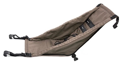 Croozer Babysitz für Kid / Kid Plus für Modelle ab 2016 sand grey
