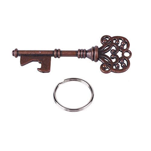 Antique Retro Style Key Förmigen Flaschenöffner, Hochzeit Bevorzugungen Dekorative Schlüssel Flaschenöffner