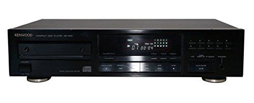 Kenwood DP-1510 CD Player - Nero
