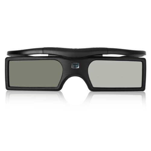 WMicroUK 3D Glasses, Top Quality 3D Active Glasses for TV , Universal 3D Active Shutter Glasses (Bluetooth) For LG/ Sony/ Panasonic/ Sharp/Mitsubishi/ Philips/Samsung 3DTV