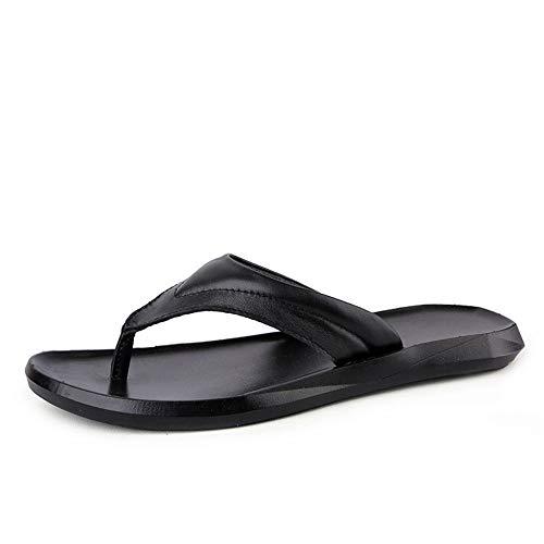 Rioja Schuhe Neue Ankunft Sommer Männer Flip Flops Hohe Qualität Strand Sandalen Anti-Rutsch Zapatos Hombre Freizeitschuhe Großhandel Sommer Atmungsaktiv Einfarbig Schuh -