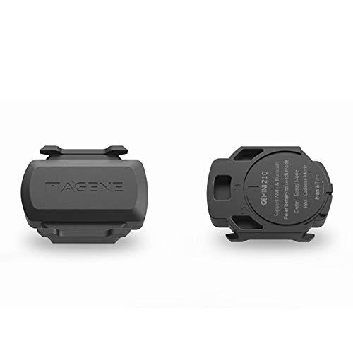 Zay Ciclismo al Aire Libre Sensor de cadencia Bicicleta velocímetro Sensor para...