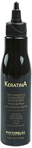 Phytorelax Laboratories Keratin Anti-Frizz Trattamento - 150 ml
