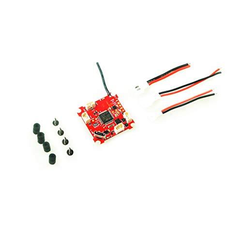 Laurelmartina Crazybee Tiny Betaflight F3 Controlador de Vuelo con Receptor  Flysky / Blheli_S ESC / OSD / Medidor de Corriente para RC Whoop Racing